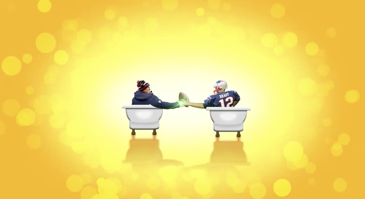 New england patriots cialis commercial parody