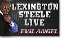 Lexington Steele Live