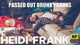 Passed Out Drunk Pranks