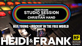 HF Studio Session With Christian James Hand 8/3/20